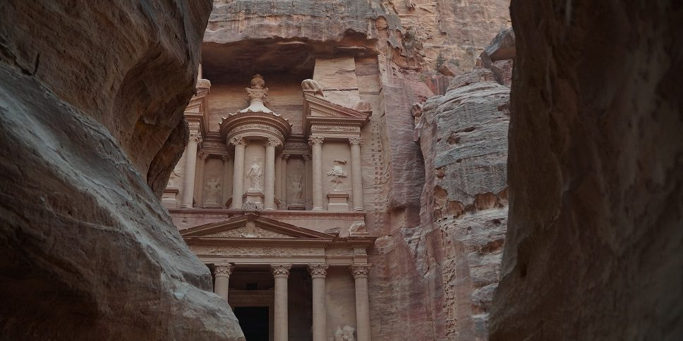 Petra - schatkamer