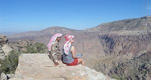 Dana Nature Reserve, Jordanië