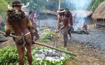 Dani Tribe, West Papua