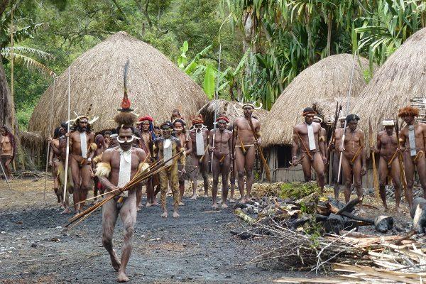 Dani stam, West Papua