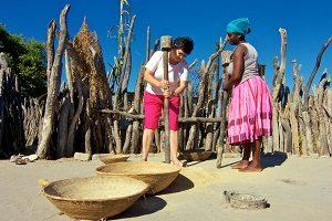 Owamboland, Namibië