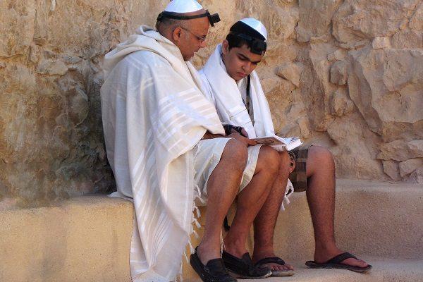 Verdieping tijdens Sabbat